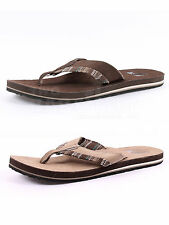 Reef SPRING Mens Sandals Flip Flops - Printed Woven Suede Comfort Colour Choice