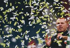 Neil LENNON Signed Autograph 12x8 Photo AFTAL COA Celtic Premier League Manager