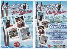 ADVERTISING - BEVI COCA COLA E COLLEZIONA LE ESCLUSIVE STAMPE - PUBBLICITA