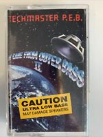Techmaster P.E.B. It Came From Outer Bass II (Cassette)