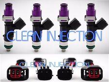 fit Nissan 180sx 240sx s13 s14 s15 SR20DET KA24DE Bosch 1000cc Fuel Injectors