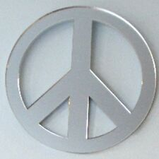 Peace Symbol Acrylic Mirror (Several Sizes Available)