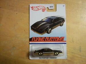 hotwheels flying customs 84 pontiac firebird