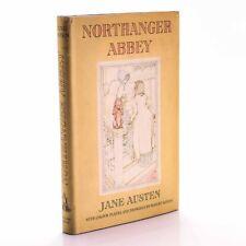 Northanger Abbey, Jane Austen. Illustrated by Robert Austin 1948  Very Good