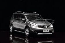 Diecast Car Model Nissan Livina 1:18 (Gray) + GIFT!!!