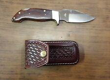 Coltello Vintage Lakota Knife Lockback Folding Pocket Made in Japan Rare