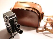Paillard Bolex B 8mmr Cine Camera With Two Kern Lenses