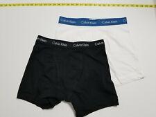 Calvin Klein Stretch Cotton Boxer Briefs - Medium - NU2666 - 2 Briefs