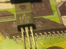 2SA699 PNP  Medium Transistor -32V -3A  10W  150MHZ TO202  PANASONIC  1pcs.