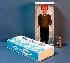Dollhouse Miniature 1:12 Peter Playpal Doll Box  1960s dollhouse girl