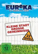 EUREKA GESAMTBOX 22 DVD NEU