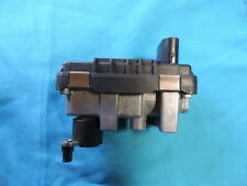 2006 Volkswagen Touareg - Right Side Turbo Genuine Electronic Wastegate Actuator