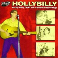 Hollybilly - Buddy Holly 1956 The Complete Recordings 8437003699559 CD
