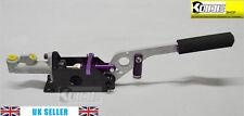 Purple Hydraulic Handbrake Hydro E-brake Drift Rally Horizontal/Vertical 0.70