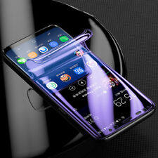 Anti-Purple Full Cover Screen Protector Soft Film For Sony Moto Sharp Nubia Lot
