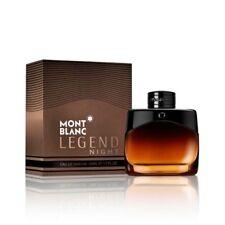 Mont Blanc LEGEND NIGHT 50ml (1.7 Fl.Oz) Eau De Parfum EDP NEUF & SCELLE