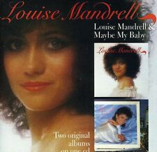 Louise Mandrell - Louise Mandrell / Maybe My Baby [New CD]