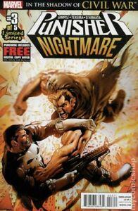 Punisher Nightmare 3 (2013) Marvel Comics