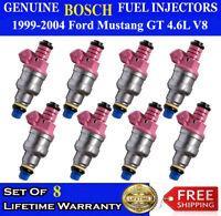 8x Upgrade 4 Hole Delphi fuel injectors 01-09 GMC C4500 To C7500 8.1L #17124531