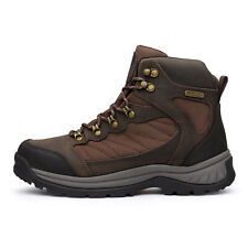 Men's Mid Ankle Hiker Waterproof Mountaineering Trekking Boots Hiking Boots
