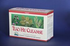 Nature's Sunshine TIAO HE CLEANSE FAST IMMEDIATE SHIPPING Chinese Detox Cleanser