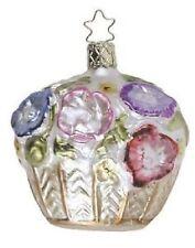 *NEW* Inge-Glas German Christmas Tree Ornament - Beautiful Arrangement 1-554-01
