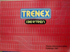 Catalogo IBERTREN 1987 - Trenex Trenes a pilas - ESP [TR.4]