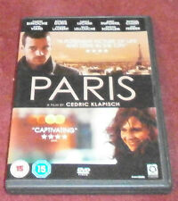 Paris DVD REGION 2 UK IMPORT Cedric Klapisch, Juliette Binoche, Arsene Lupin