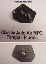 NOS 73-77 CHEVELLE 75-76 CUTLASS A/C BLOWER MOTOR RESISTOR AC Air Conditioning