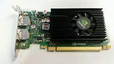 Nvidia NVS 310 Dual DisplayPort 512MB PCI-E 678929-002 low profile