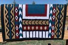 Ranch/Yucca Type Saddle Blanket Beautiful Colors By Canyon Rim Saddle Pads