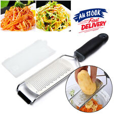 1Pc Grater Fine Cheese Zester Stainless Steel Coarse Ribbon Microplane Series