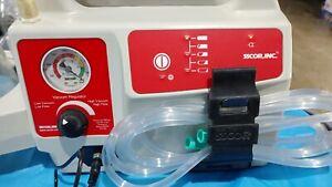 Sscor VX-2 Aspirator Suction Portable