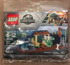 Lego 30382 Jurassic World Baby Velociraptor Playpen Polybag  New Sealed