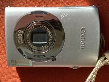 Canon PowerShot Digital ELPH SD890 IS / IXUS 970 IS 10.0MP Digital Camera Silver