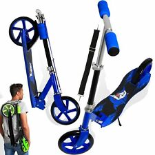 Kesser Scooter Kinderroller - Shark Blue