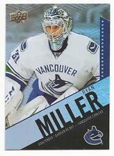 15-16 Ryan Miller Tim Hortons Canada Base Card #96 Mint