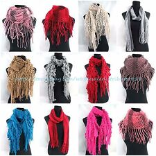 US SELLER-10pcs winter fall fashion scarf neck warmer buy wholesale scarves