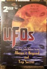 UFOs: Above and BeyondUFO: Top Secret DVD