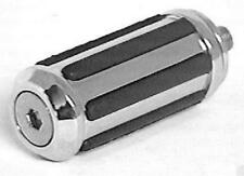 Chrome Ribbed Rail Shifter Shift Peg Harley Sportster XL Softail Dyna Touring