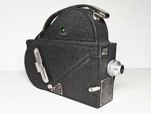 Cine-Kodak Model E 16mm Movie Camera Outfit Antique Vintage