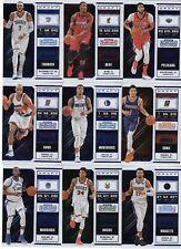 18/19 2018/19 Contenders Blue Foil Base Card #8 Charles Barkley - Phoenix Suns
