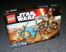 STAR WARS LEGO 75148 ENCOUNTER ON JAKKU BRAND NEW SEALED BNIB