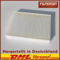 Filteristen Innenraumfilter Pollen-Mikrofilter Renault Clio II Kangoo Megane I