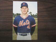 1986 Tcma New York Mets Lenny Dykstra Postcard