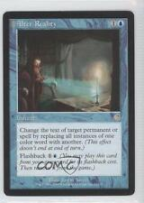 2002 Magic: The Gathering - Torment Booster Pack Base #22 Alter Reality Card 2u3