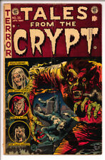 Tales From the Crypt #35 GOOD 2.0 EC Comics Pre Code Horror Werewolf