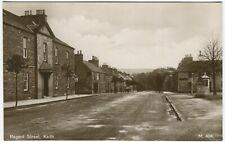 REGENT STREET, KEITH - Banffshire Postcard (P1138)