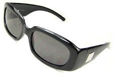 Calvin Klein cK 3043S070 Sunglasses, Shadow Black, Gray Lenses, New!