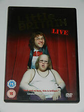LITTLE BRITAIN LIVE (DVD, 2006)